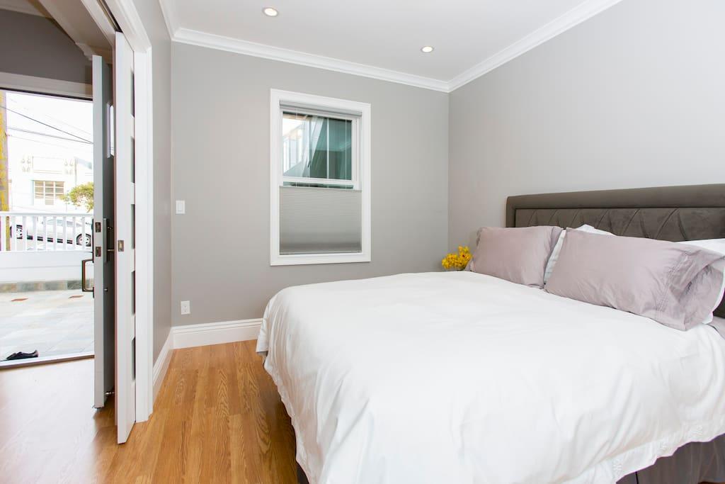 Potrero Hill 1 Bedroom Apartment In San Francisco