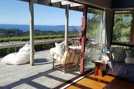 Kingfisher Cottage- Stunning Coastal Views - Kaeo - Huis