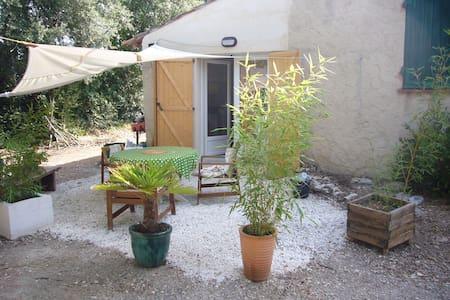 Gîte avec jardin et petite piscine - Apartment