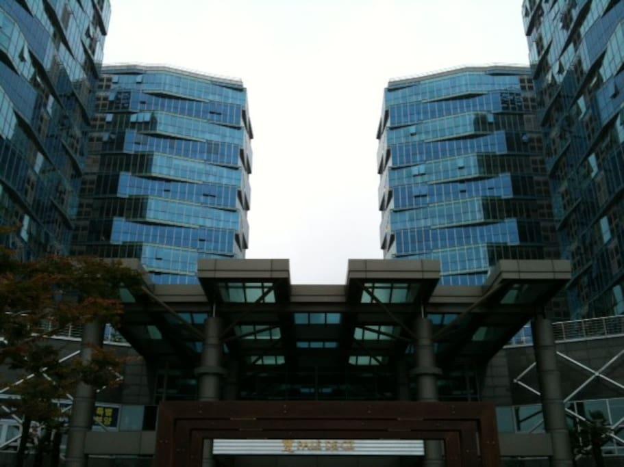 Most Luxurious condominium in Busan