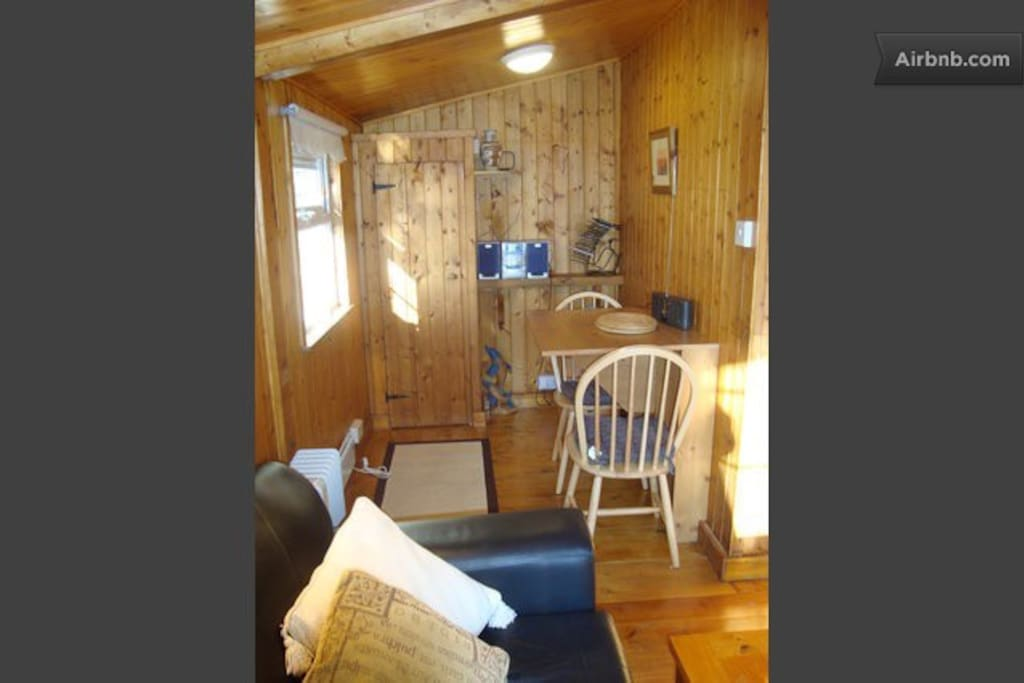Self Catering Rustic Cabin