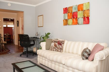 Berclair Guesthouse on Waring Road - Apartamento