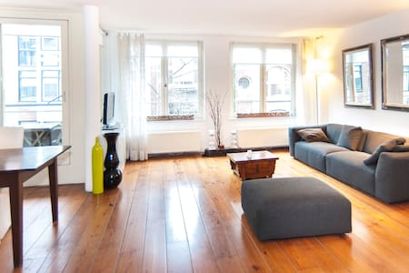 110M2 CHARMING FAMILY APT DOWNTOWN - Amsterdam