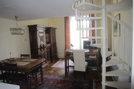 Center of Bad Ischl -Historical and romantic style - Appartement