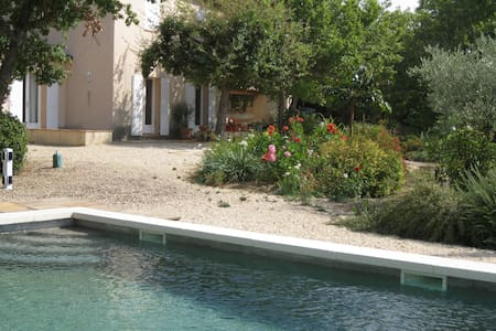 Your house in the heart of Provence - Viens - Ev