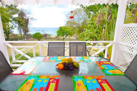 Sandy Bay Cottage, Tobago - Haus