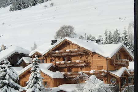 Les 2 Alpes apartment. slopes -  Les Deux Alpes - Appartamento