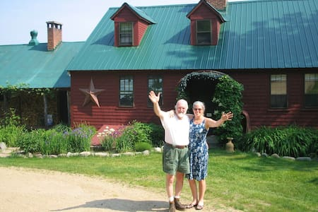 Brookhirst Farm B&B ~Snowville, NH. - Bed & Breakfast