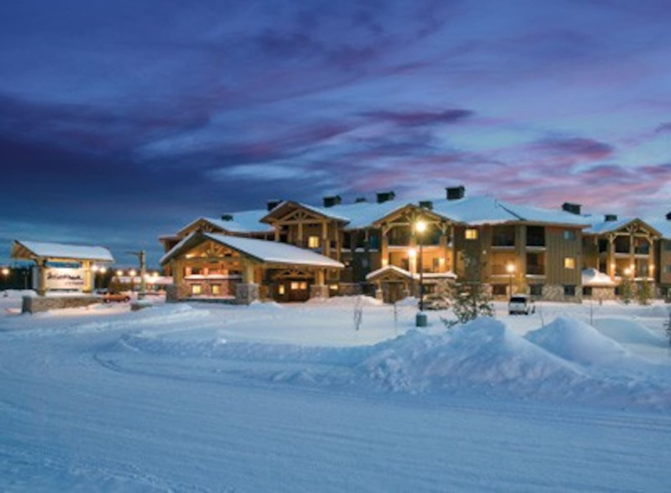West Yellowstone, MT 2 Bdrm Condo