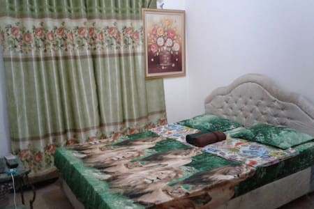 Taman Homestay (Jungle Green Bed Room) - House