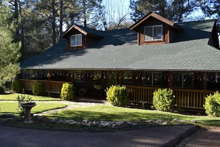 4b/2ba Thistle Dew (formerly Pine Valley Retreat) - Pine Valley - House