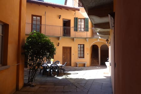 Apartment Relax Lake Orta 2 persons - Lagna