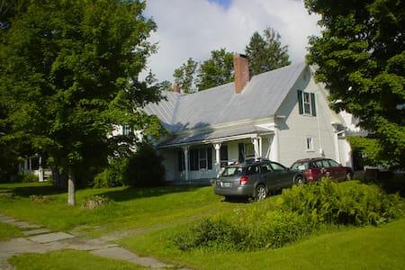 Whole home in Greensboro, Vt - Dům