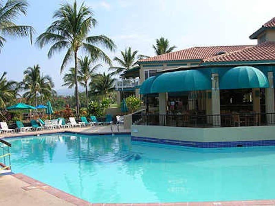 Kailua-Kona, Kona Coast II 2b condo