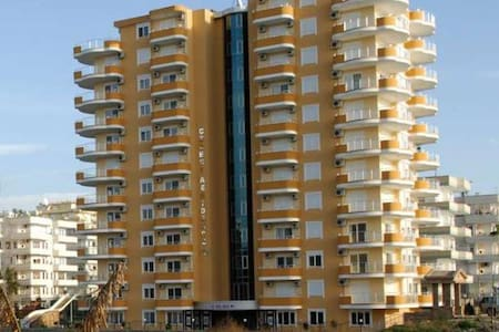 Luxury apartments in CEBECI 8 2+1 0 m to see - Apartment