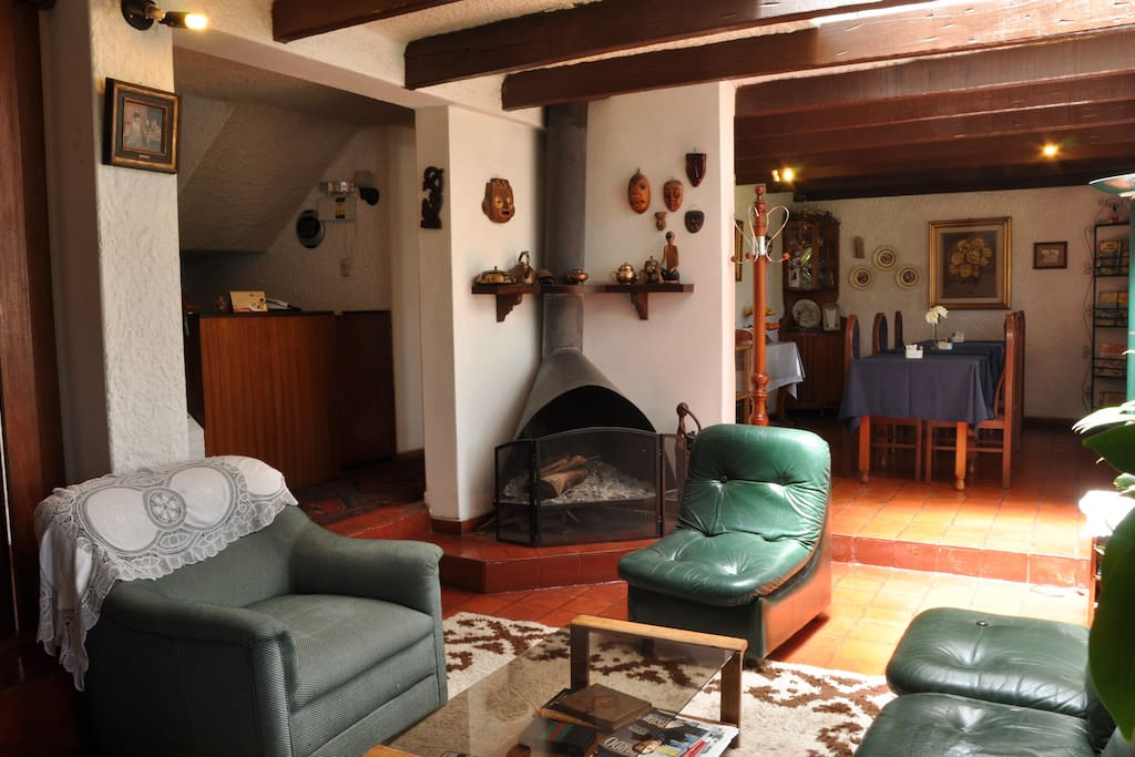 La Casa de Tintin Bed & Breakfast