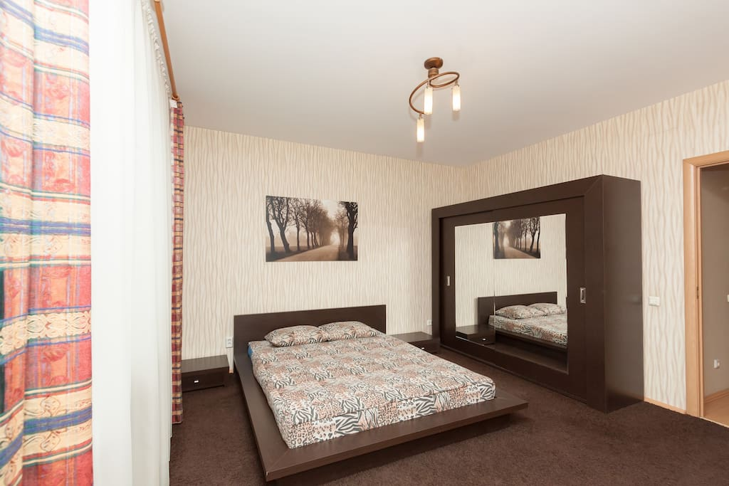3 room apartment business class