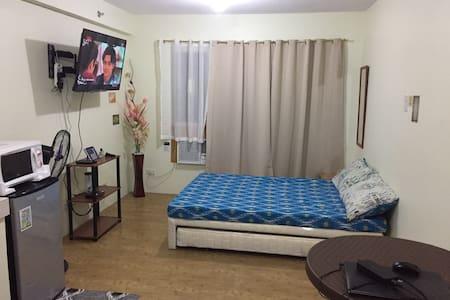 Fully- furnished Studio @ SRP Cebu - Condominium