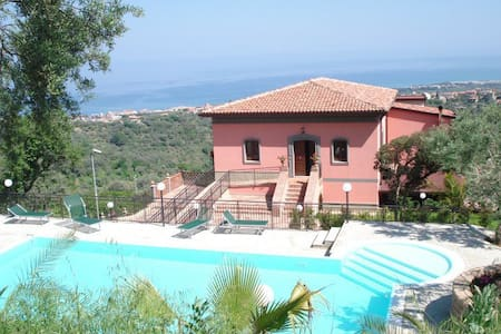 Holiday in sicily in front sea - Sant'agata di Militello - Flat