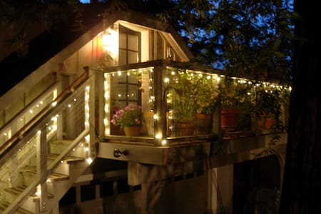 Cozy Redwood Studio in Foothills - Los Gatos - Cabaña