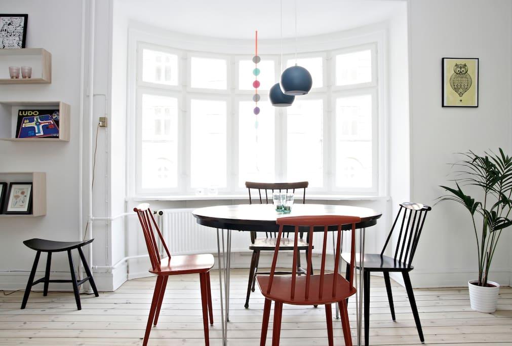 Cool Copenhagen - best city hood!
