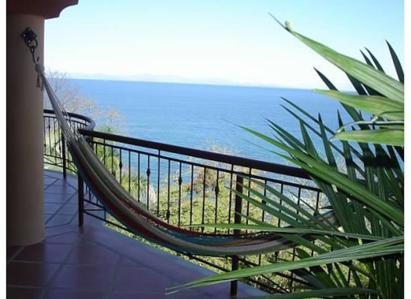 The most amazing balcony, the most amazing ocean view