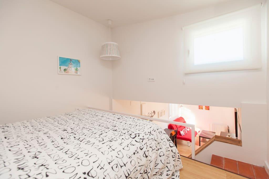Habitación (cama 2 personas)