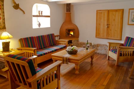 Cozy Cottage Sacred Valley Cusco