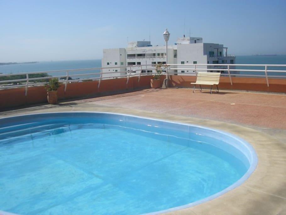 Beautiful sea view apartment,