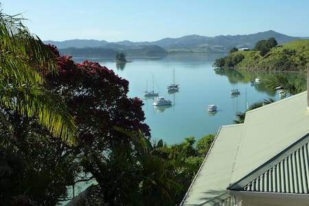 seaview B&B overlooking Whangaroa - Totara North - Villa