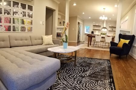 Luxe Urban Cowboy Apt in Historic Lower Montrose - Houston - Appartamento
