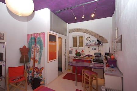 ***CAMPO de' FIORI Romantico Studio - Roma - Loft