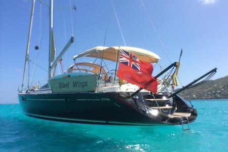 Sleek, Stylish 54' Yacht Grenada - Vaixell