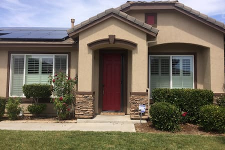 Priv Room for SF Bay Area - Wine Country Adventure - House