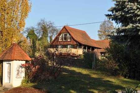 Ferienhaus Südsteiermark Robier - Ház