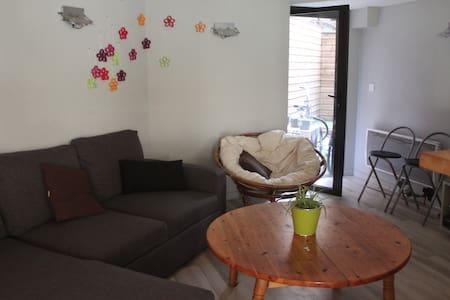 Chambre dans duplex moderne Lyon 3ème - Appartement