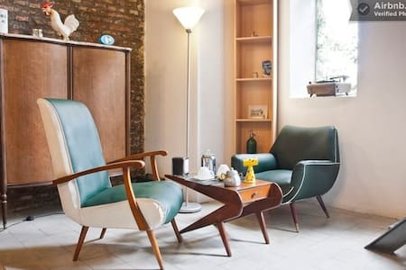 Quirky, sunny & spacious - 5 px max - Buenos Aires - Loft