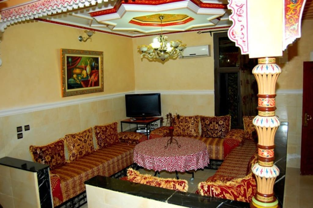 Apartment M5 in downtown Marrakech
