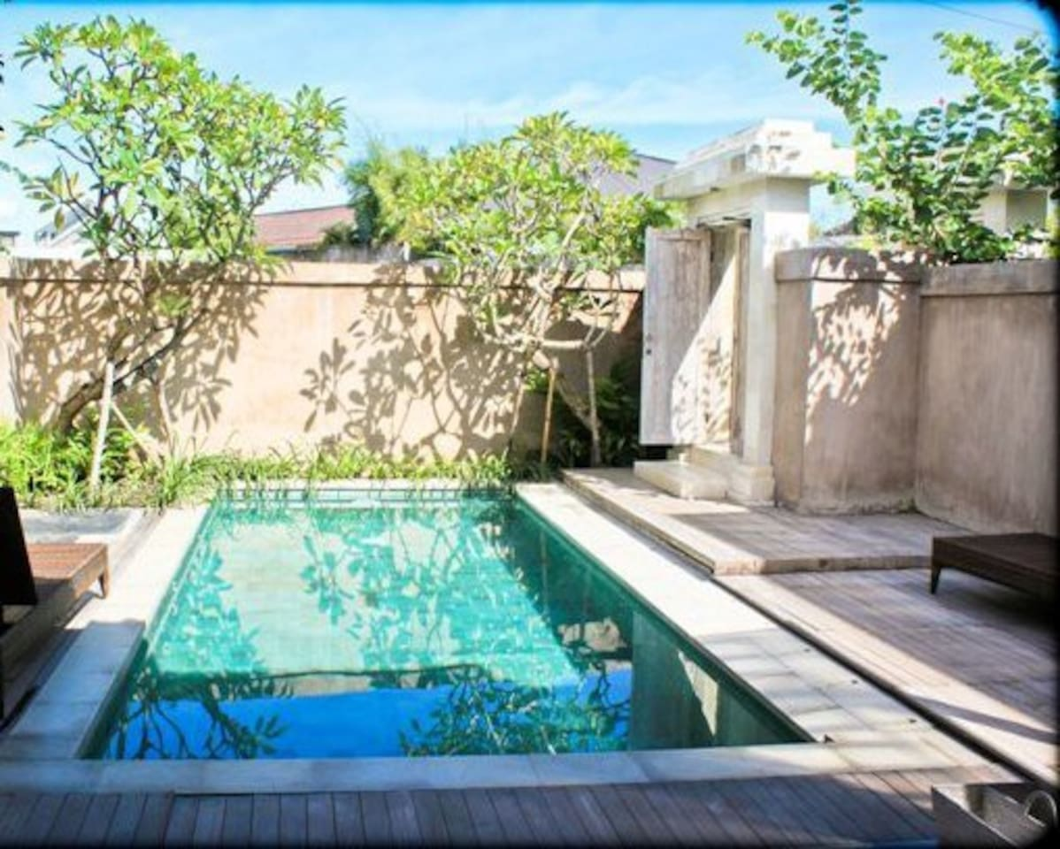 Palmae villa 2bedroom near seminyak