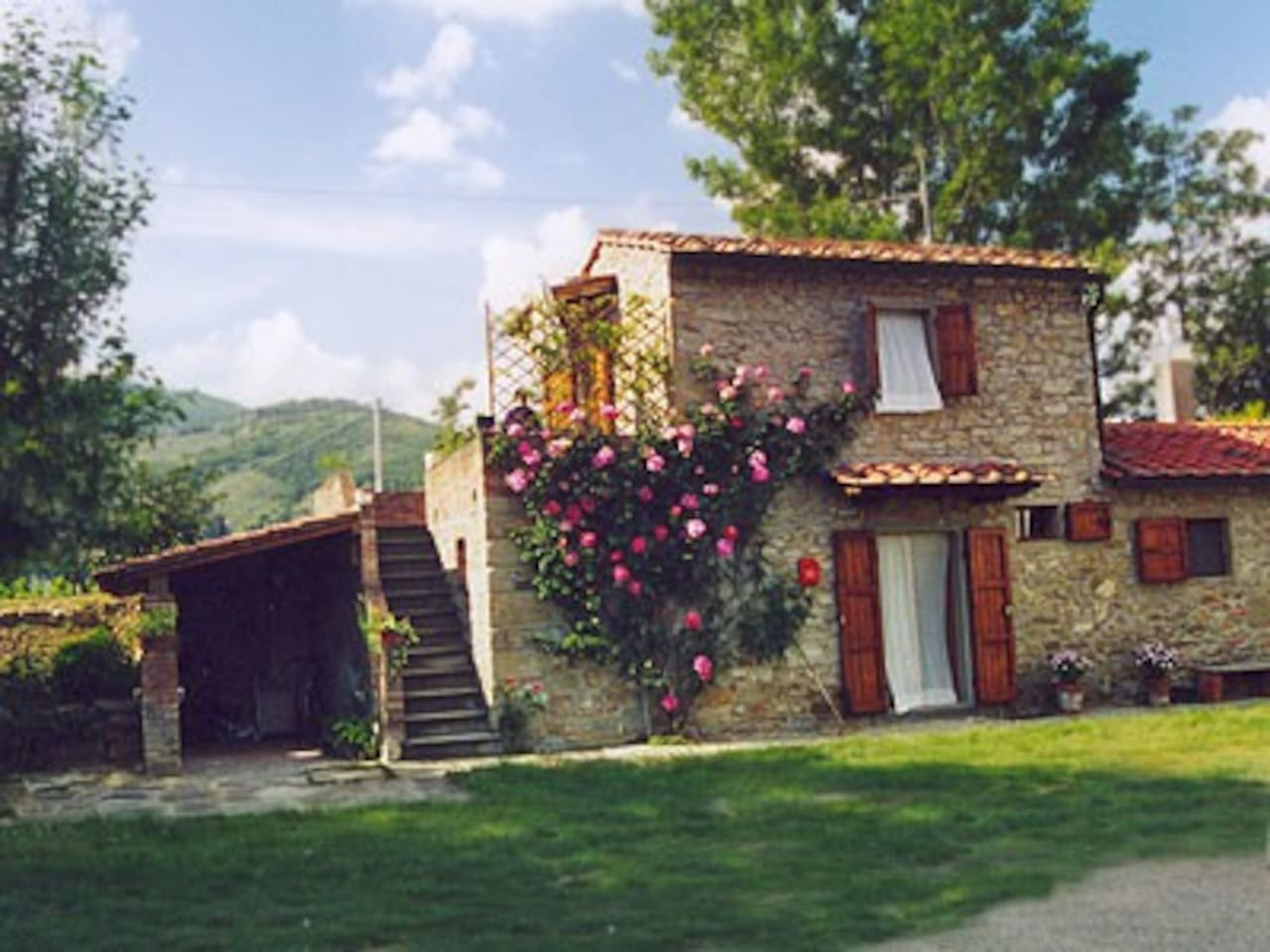 Old tuscany cottage casa camilla cabins for rent in for Cottage e casa