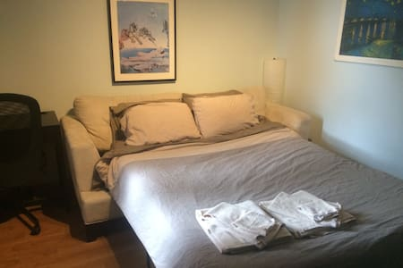 Nice place in PSC: City Center - Montréal - Apartment