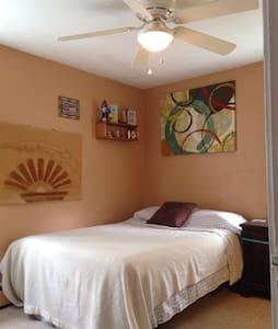 Homey Full Bed & Full Bath By Philly for 2+ Days! - Woodbury - Adosado