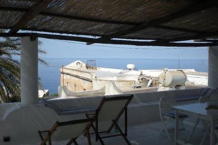 Il Terrazzo di Ginostra - House