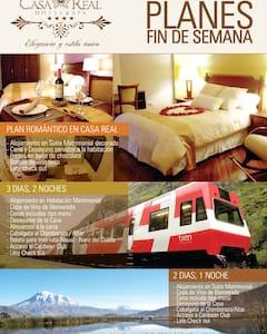 hotel spa casa real RIOBAMBA ECUA - Egyéb