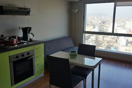 Apartment on 19th floor. Amazing view. - Condominium