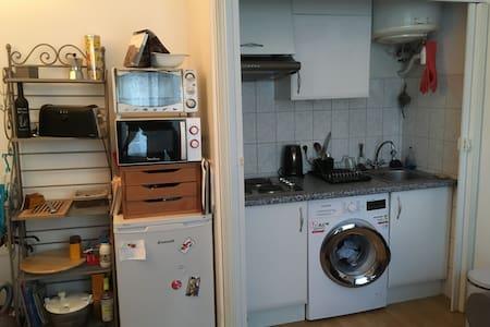 Nice apartment in Vitry, close to RER station - Vitry-sur-Seine - Lägenhet