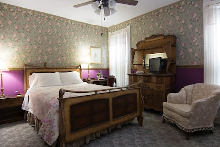 OSU/Victorian Village B&B Room #3 - Columbus - Bed & Breakfast