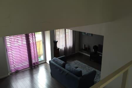 Duplex 83 m2 - 20mn Paris 10mn Orly - Fresnes - Apartmen