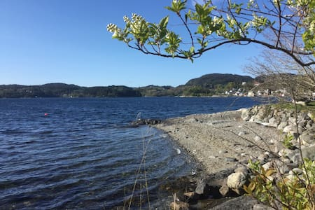 Appartment close to Fanafjord / Saganeset beach - Apartment