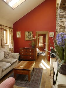 Salcombe Nr Beach Cottage free Wifi - South Huish